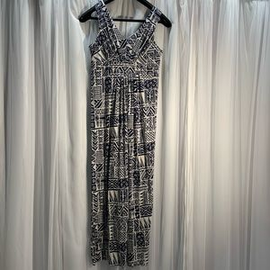 Aztec Loft Maxi Dress